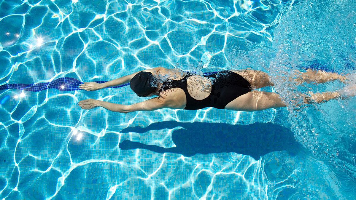 Плавание для себя