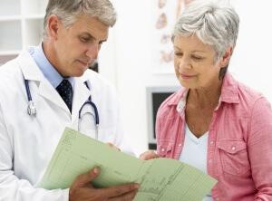 Люди преклонного возраста страдают различными заболеваниями