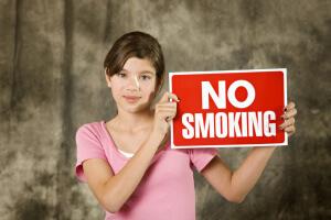 Профилактика начинается с отказа от вредных привычек