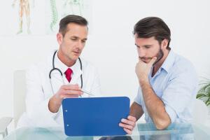 Мужчины порой халатно относятся к своему здоровью
