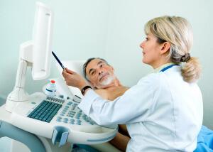 Инструментальная диагностика направлена на исследование внутренних органов