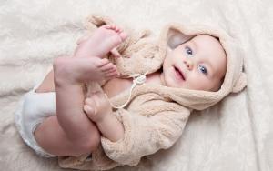 Дети склонны к появлению у них на теле сыпи