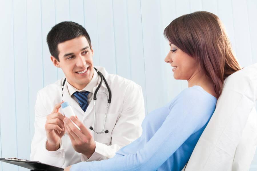 Лечение нужно проводить под контролем врача