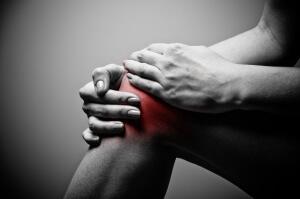 Коленный сустав является крупным подвижным суставом