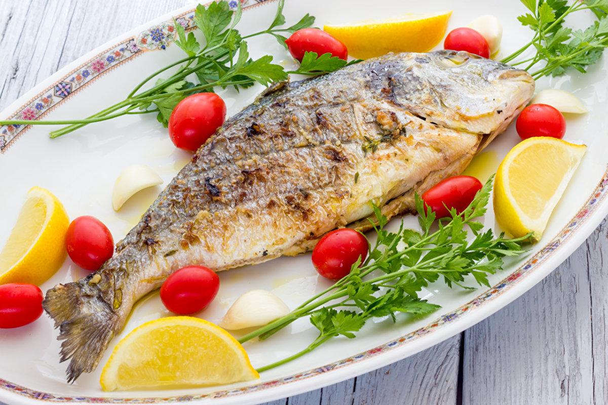 Правильное приготовление рыбы