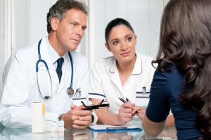 После диагностики назначается схема лечения