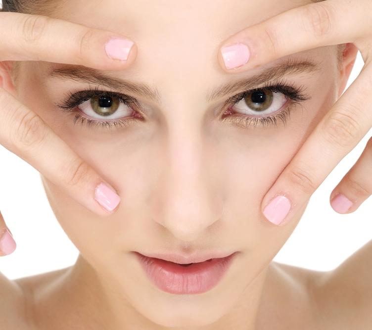 Степень отечности зависит от типа кожи