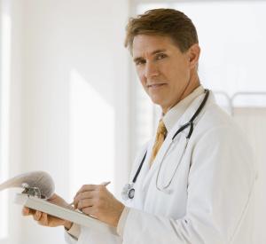 Перед лечением врач проводит диагностику