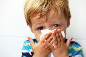 Пищевая аллергия у детей возникает в раннем возрасте