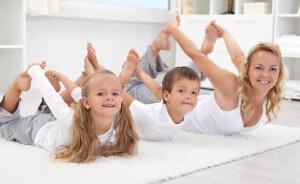 Родители должны заботиться о здоровье детей