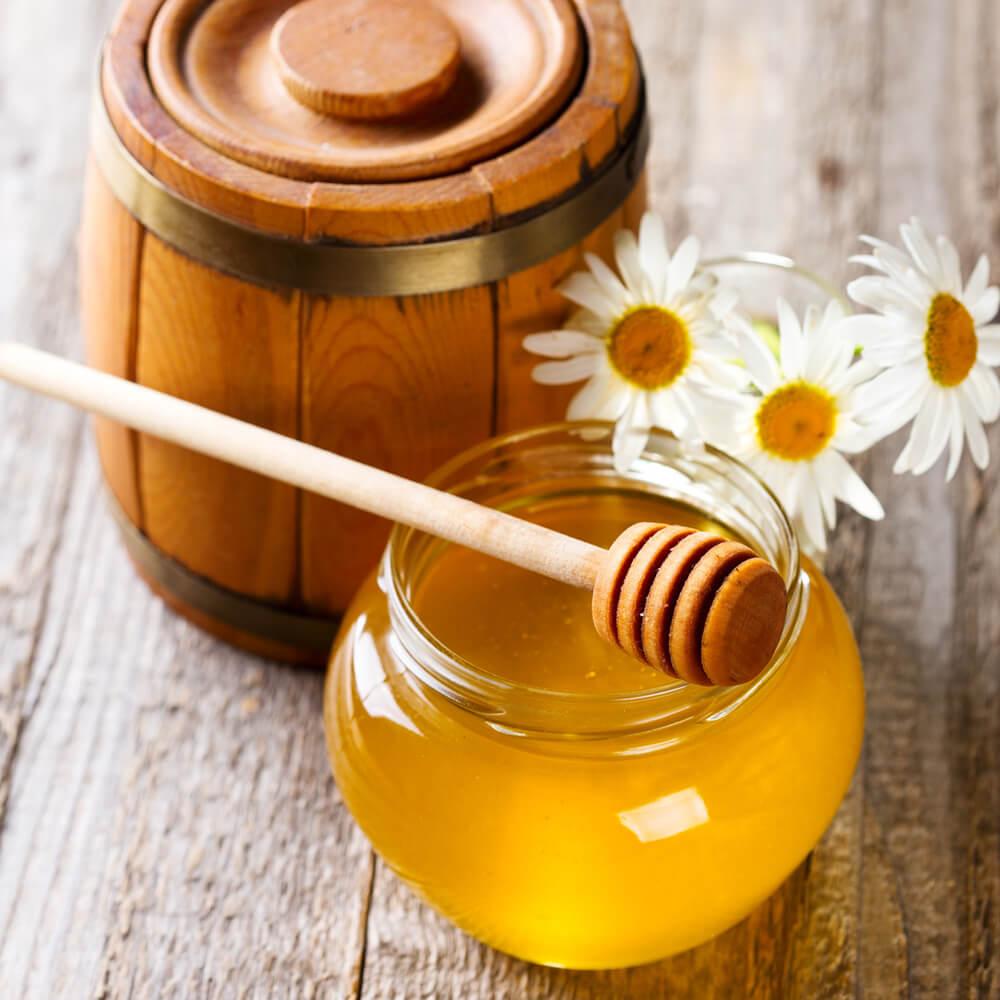 Регулярное потребление меда