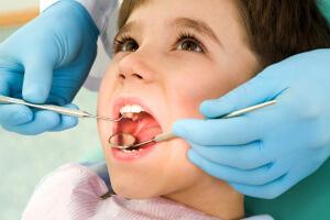 Молочные зубы нуждаются в лечении