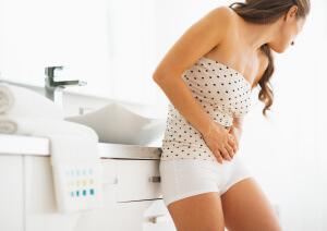 Расстройство пищеварительной системы вызывает ряд нарушений