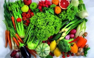 Калий содержится во многих овощах