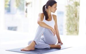 С запорами борется умеренная физическая активность