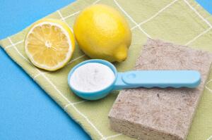 Сок лимона может заменить перекись водорода