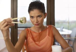 Большинство заболеваний возникают из-за неправильного питания