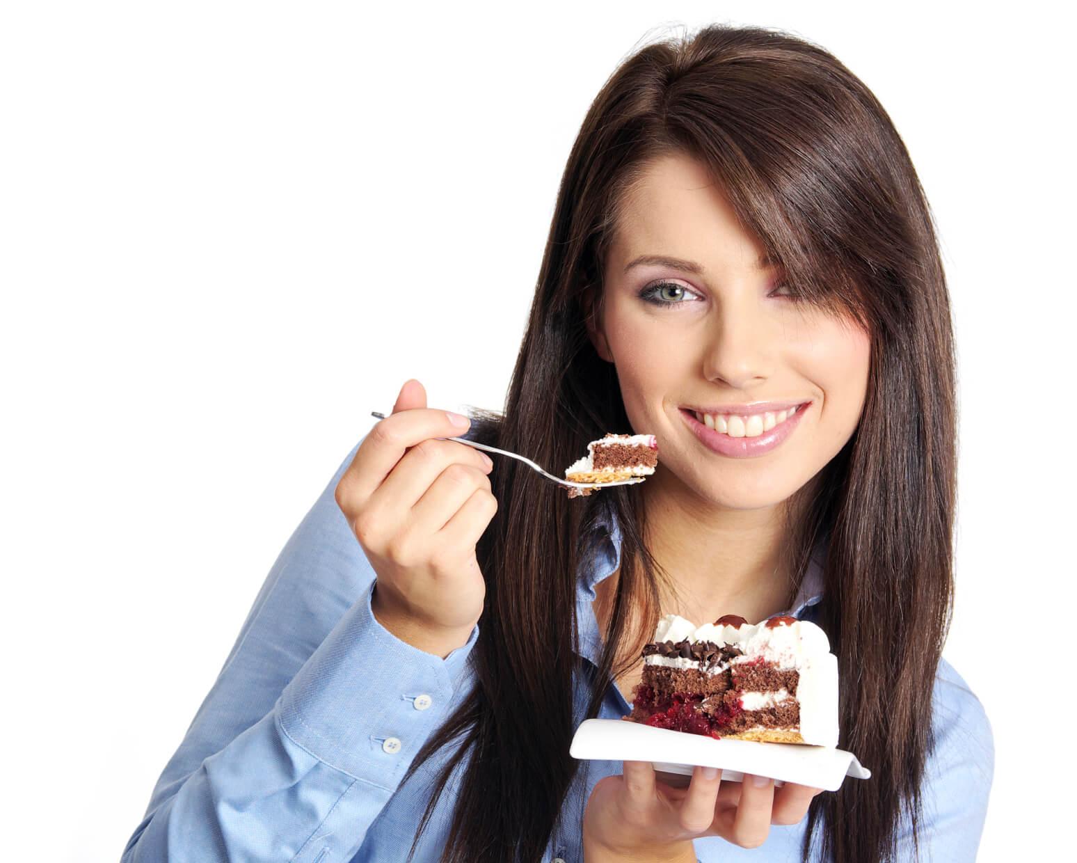 Отрыжка воздухом возникает во время еды