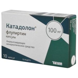 Получены новые данные о действии препарата Катадолон