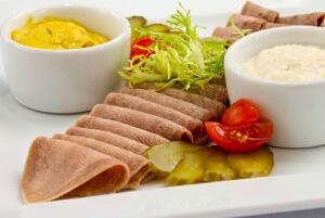 Продукты могут слабо и сильно раздражать желудок