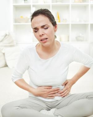 Язва появляется из-за разрушения слизистой желудка