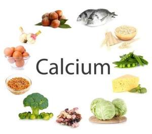 Много кальция содержится в молочных продуктах