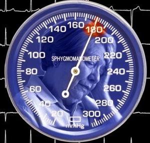 Уровень кровяного давления