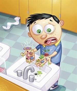 Дети наиболее часто подвержены заболеванию