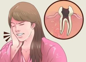 Зубная боль — одна из худших вещей