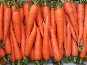 Сложные углеводы в овощах