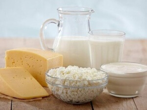 Кисломолочные продукты необходимы во время диеты