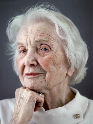 В группе риска пожилые женщины