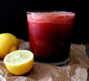Секла и лимон