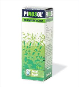 Пиносол для носа