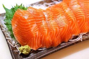 Красные сорта рыбы