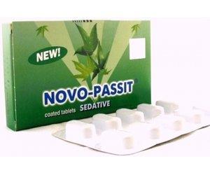 Седативные таблетки