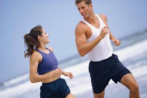 Упражнения на воздухе