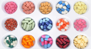 Прием антибиотиков
