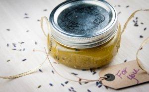 Скраб с оливковым маслом