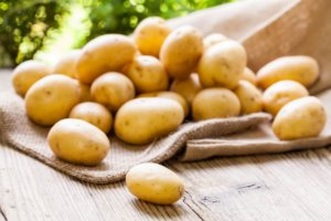Ценность картошки