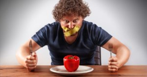 Голодание провоцирует патологию