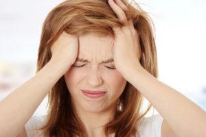 Возможны головные боли