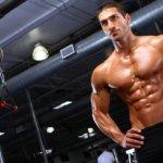 Чтобы нарастить мышцы