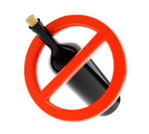Нельзя с алкоголем