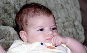 Звуки малыша