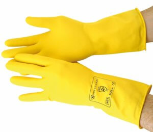 Хозяйственные перчатки