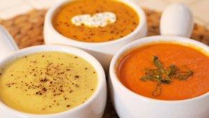 Пюреобразные супы