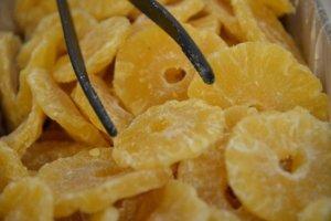 Цукаты из ананасов