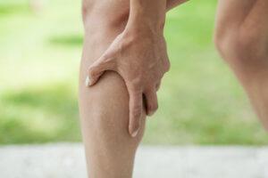 Ножные судороги