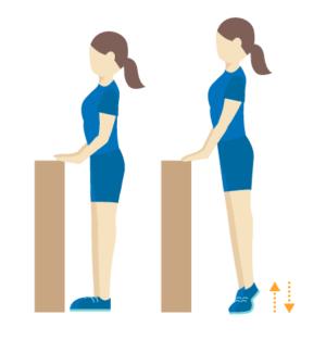 Упражнения на носках